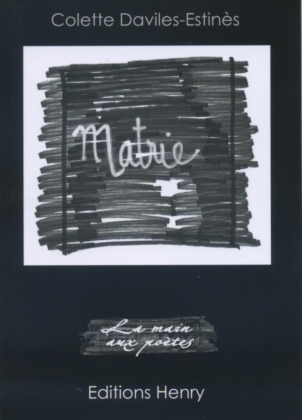 Matrie couv